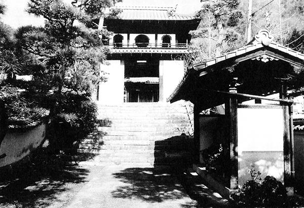 大鏡山三宝寺