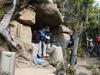 土井の塚古墳の測量・調査1
