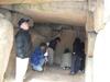 土井の塚古墳の測量・調査2