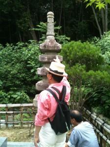 西国寺境内層塔