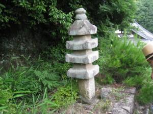 正満寺層塔