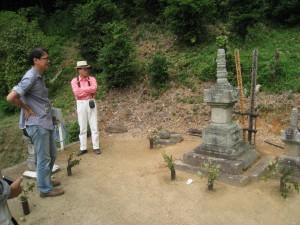 伝宮近門墓
