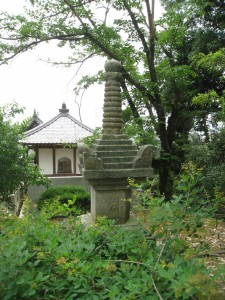 万福寺宝筐印塔