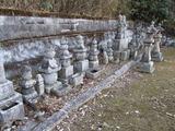 神村石井一族墓所