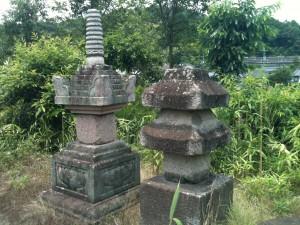 吉備津神社宝篋印塔