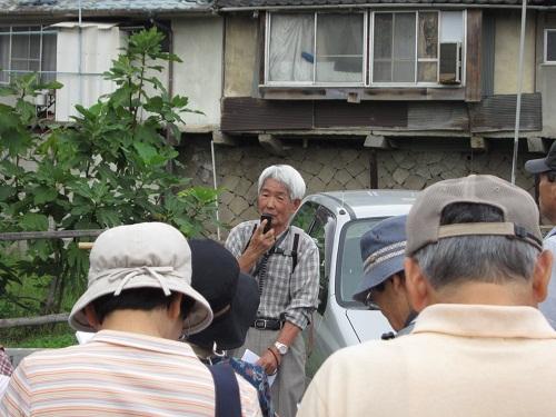 熱弁をふるう講師の岡田宏一郎さん