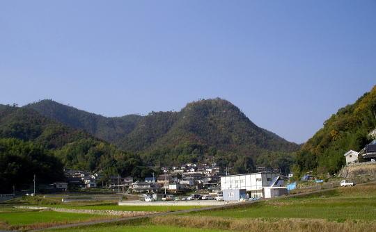 鷲尾山城跡