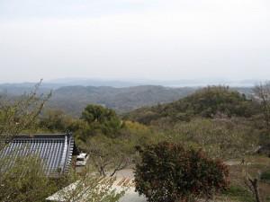 風雲の鷲尾山城と木梨杉原氏盛衰の跡を訪ねて18