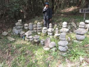 風雲の鷲尾山城と木梨杉原氏盛衰の跡を訪ねて07