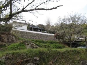 風雲の鷲尾山城と木梨杉原氏盛衰の跡を訪ねて15