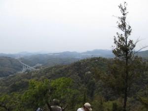 風雲の鷲尾山城と木梨杉原氏盛衰の跡を訪ねて13