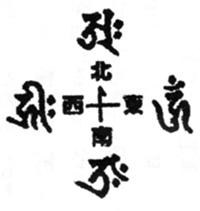 四仏の配置