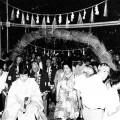 「茅の輪くぐり」素戔鳴神社