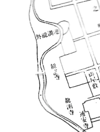 旧水道分布図から