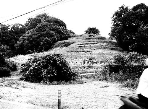 清水山古戦場