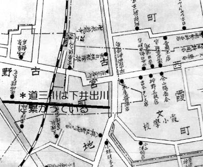 昭和11年の地図