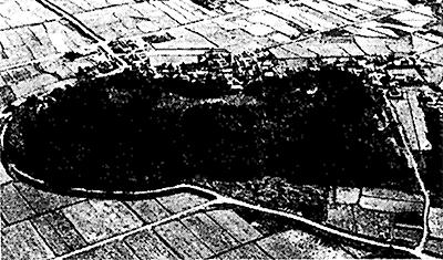 吉備反乱伝承の造山古墳