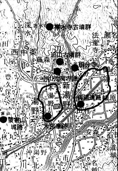 1/50,000 井原