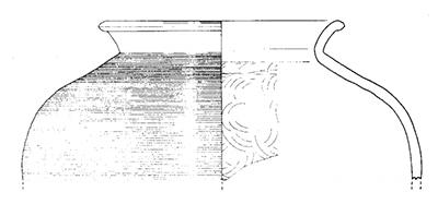 第3図 須恵器実測図(1:3)