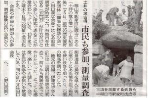 土井の塚古墳測量調査5